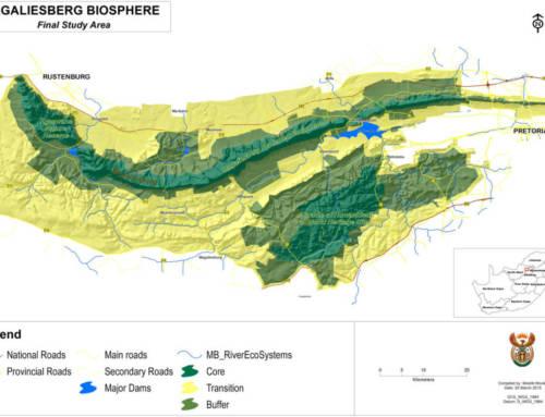Magaliesberg biosphere reserve