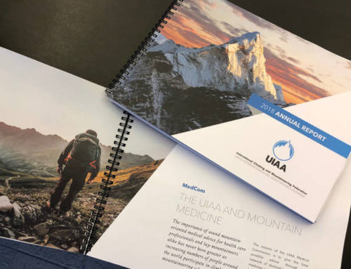 2018 UIAA Annual Report now available